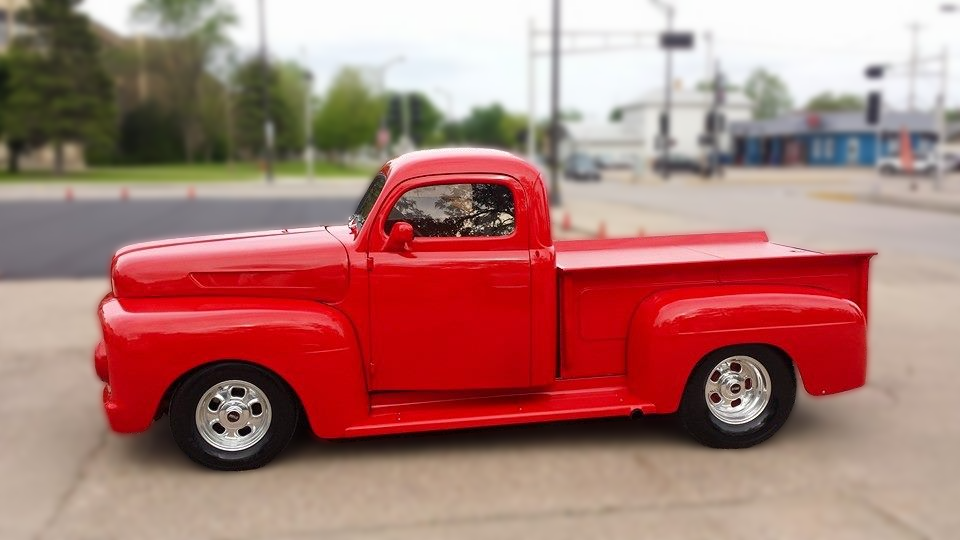 1948 Ford Pickup Truck